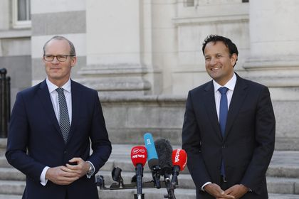 New coalition government in Ireland