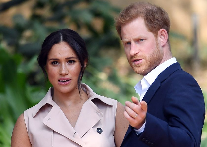 Duchess of Sussex loses first round in lawsuit against UK tabloid newspaper