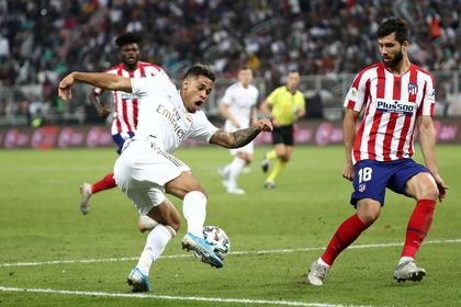 FILE PHOTO: Spanish Super Cup Final - Real Madrid v Atletico Madrid