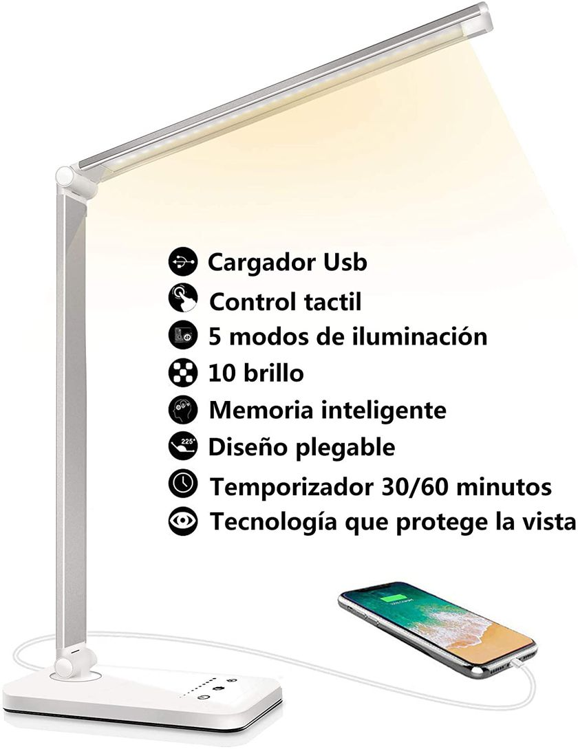 Lámpara LED más vendida en Amazon
