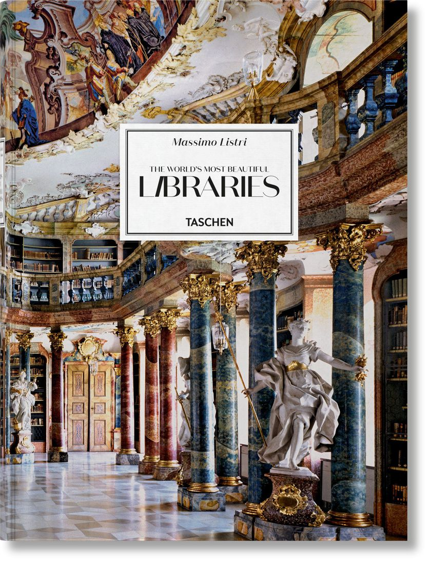 Massimo Listri. The World's Most Beautiful Libraries Georg Ruppelt, Elisabeth Sladek