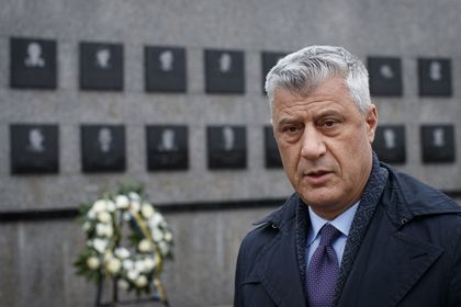 Specialist Prosecutor's Office files ten-count Indictment with the Kosovo Specialist Chambers charging Kosovo President Thaci, with crimes against humanity and war crimes