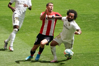 Soccer: La Liga - Athletic Club v Real Madrid
