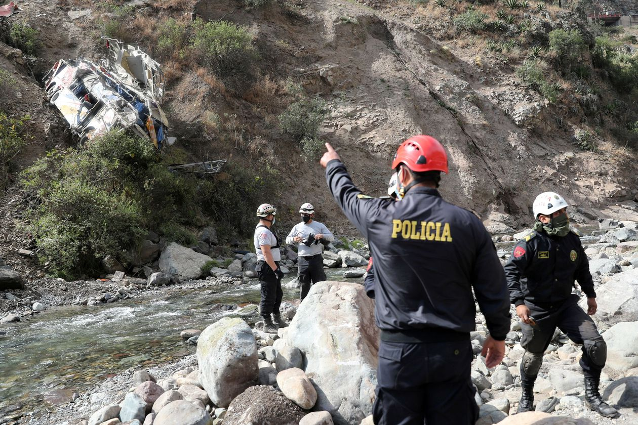 Deadly accident uncovers migrant smuggling from Chile to Peru