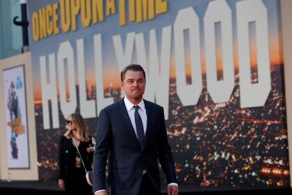"""FILE PHOTO: Premiere of """"Once Upon a Time In Hollywood"""" in Los Angeles"""