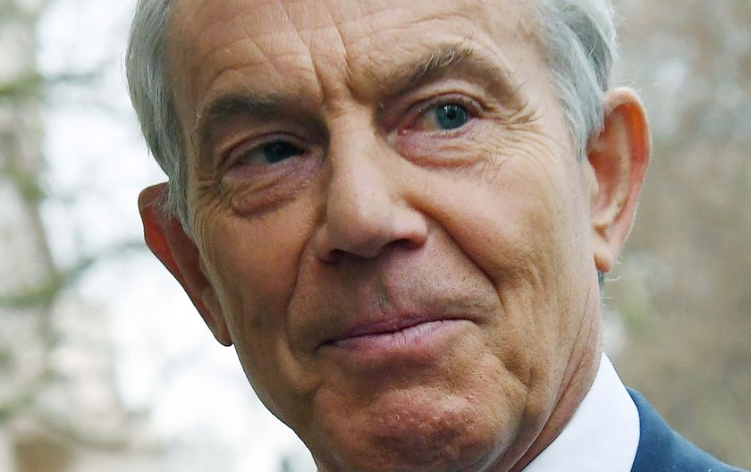 Former British Prime Ministers Tony Blair and John Major on Brexit