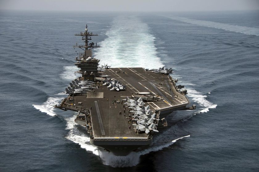 Call for decisive action to avoid deaths on USS Theodore Roosevelt