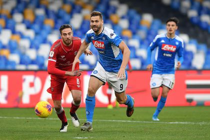 Italy cup - SSC Napoli vs AC Perugia