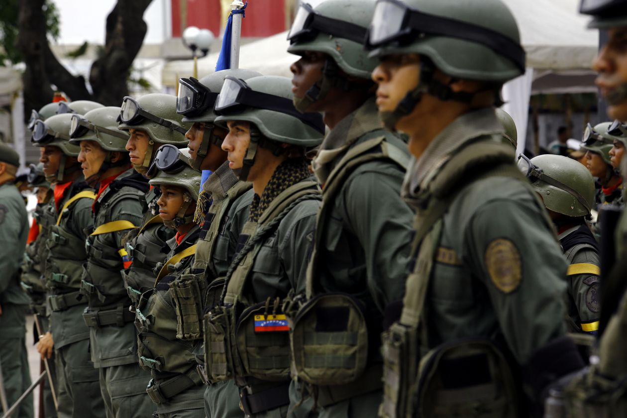 Venezuela confirms the rescue of 8 kidnapped soldiers