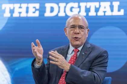 50th annual meeting of the World Economic Forum in Davos