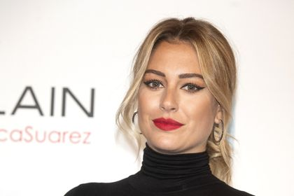 Actress Blanca Suarez during Guerlain brand event in Madrid Madrid, 09.10.2019