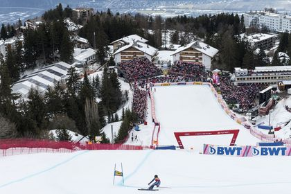 FIS Alpine Skiing World Cup in Crans-Montana