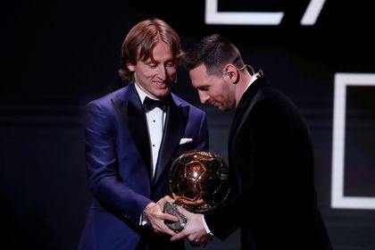 The Ballon d?Or awards