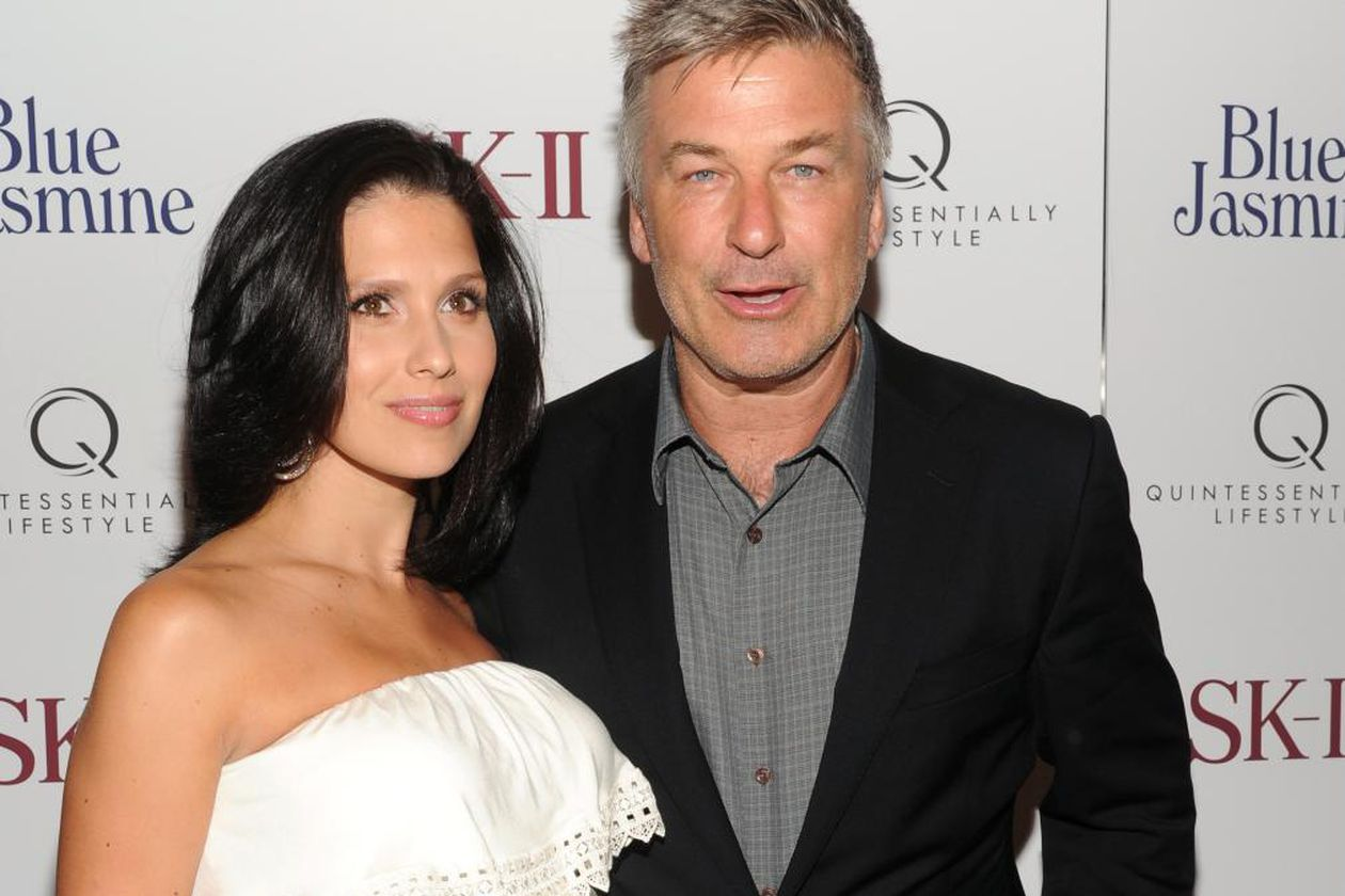 Hilaria Baldwin, Alec's best support after announcing his retirement as an actor