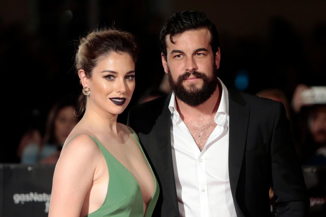 Mario Casas and his show of support for his former Blanca Suárez