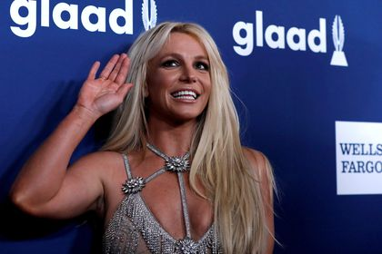 Britney Spears, en Beverly Hills REUTERS/Mario Anzuoni/File Photo