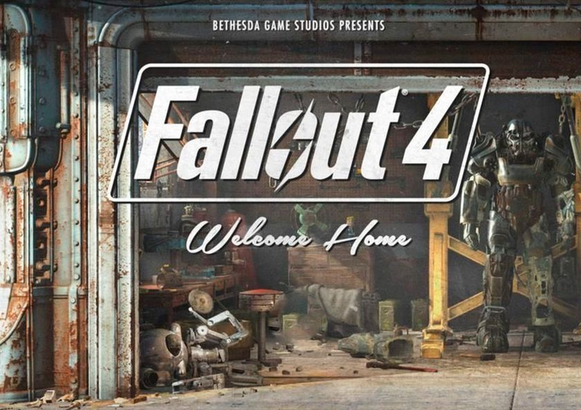 'Fallout 4'. (PC, PlayStation 4, Xbox One)