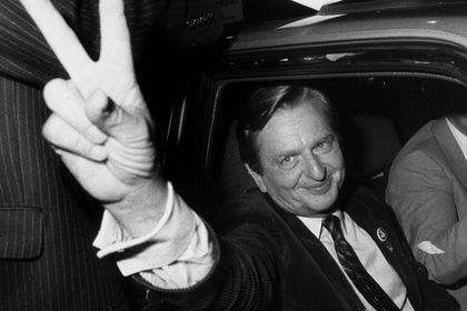 New findings to be announced in Olof Palme assassination