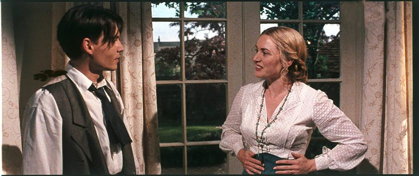 "Kate Winslet en ""Finding Neverland"" (2004)"