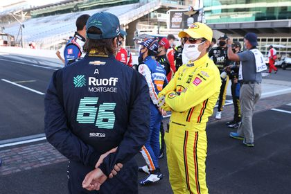 IndyCar: 104th Running of the Indianapolis 500-Carb Day