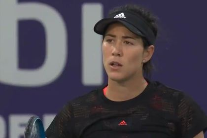 Garbiñe Muguruza disputará ante Barty su primera final de 2021