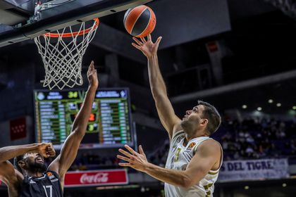 REAL MADRID ASVEL VILLEURBANNE