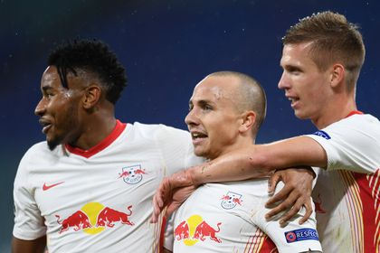 Soccer Football - Champions League - Group H - RB Leipzig v Istanbul Basaksehir - Red Bull Arena, Leipzig, Germany -