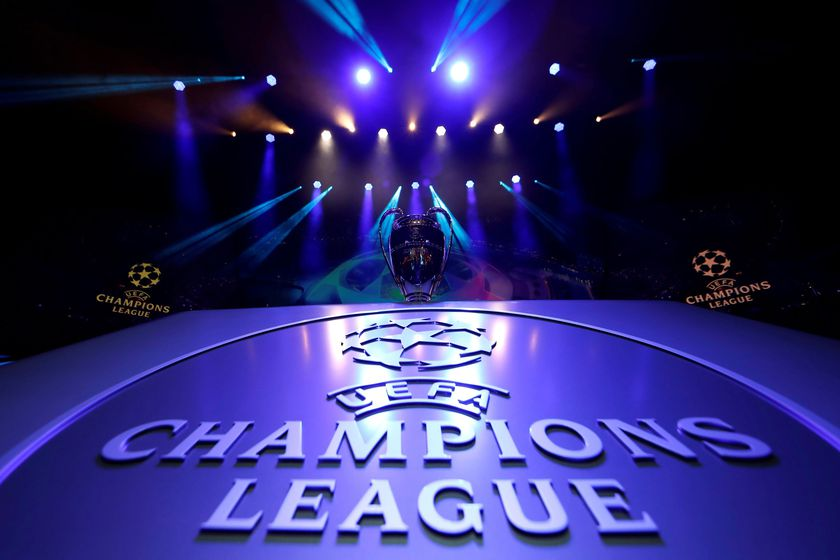FILE PHOTO: Champions League Group Stage draw