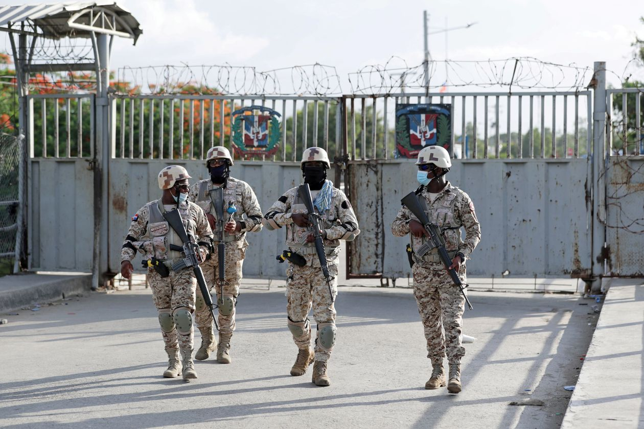 Haiti: Police killed four and arrested two of those responsible for killing Moise
