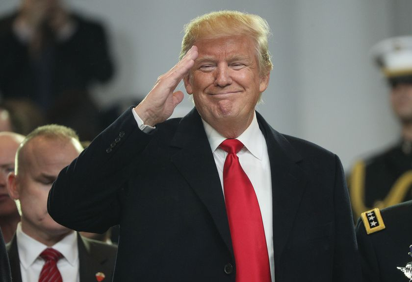 President Trump nominated for the 2021 Nobel Peace Prize
