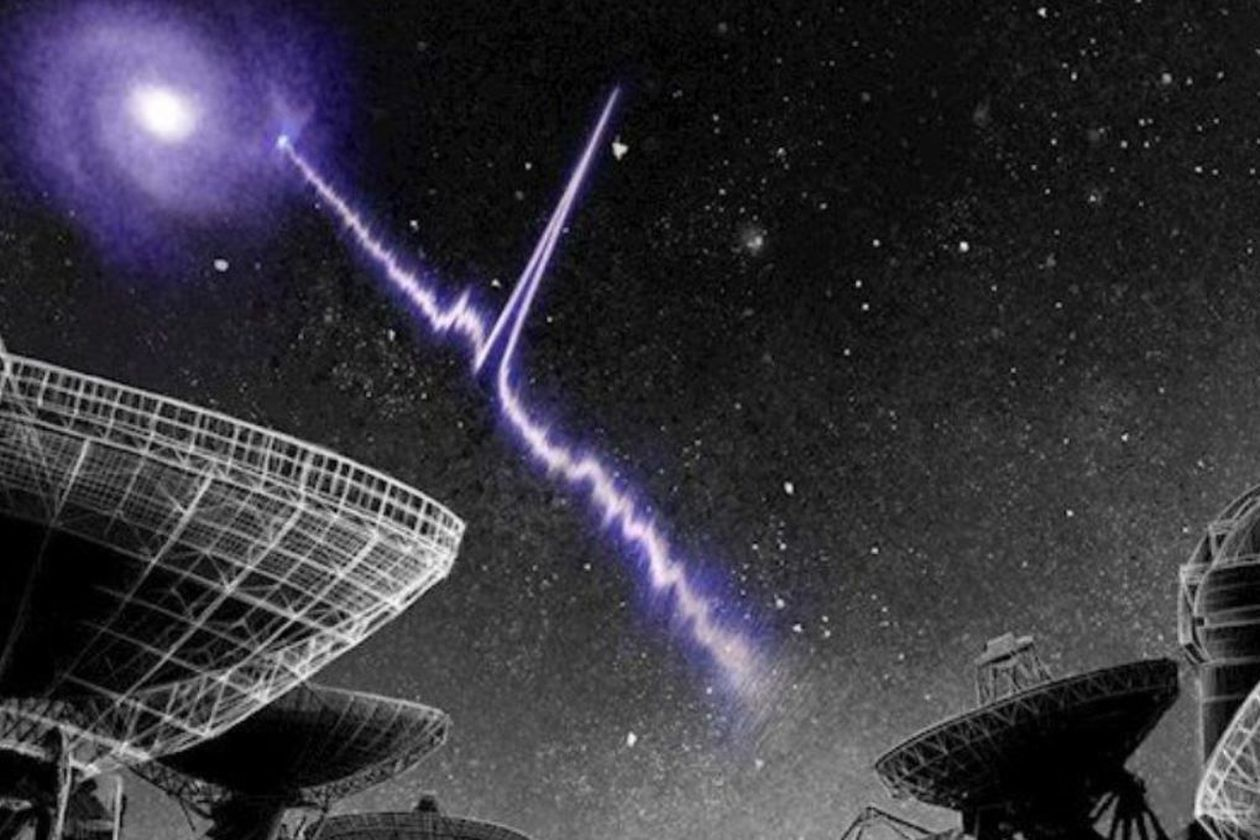 A 'traveler from the future' predicts the arrival of aliens on Earth