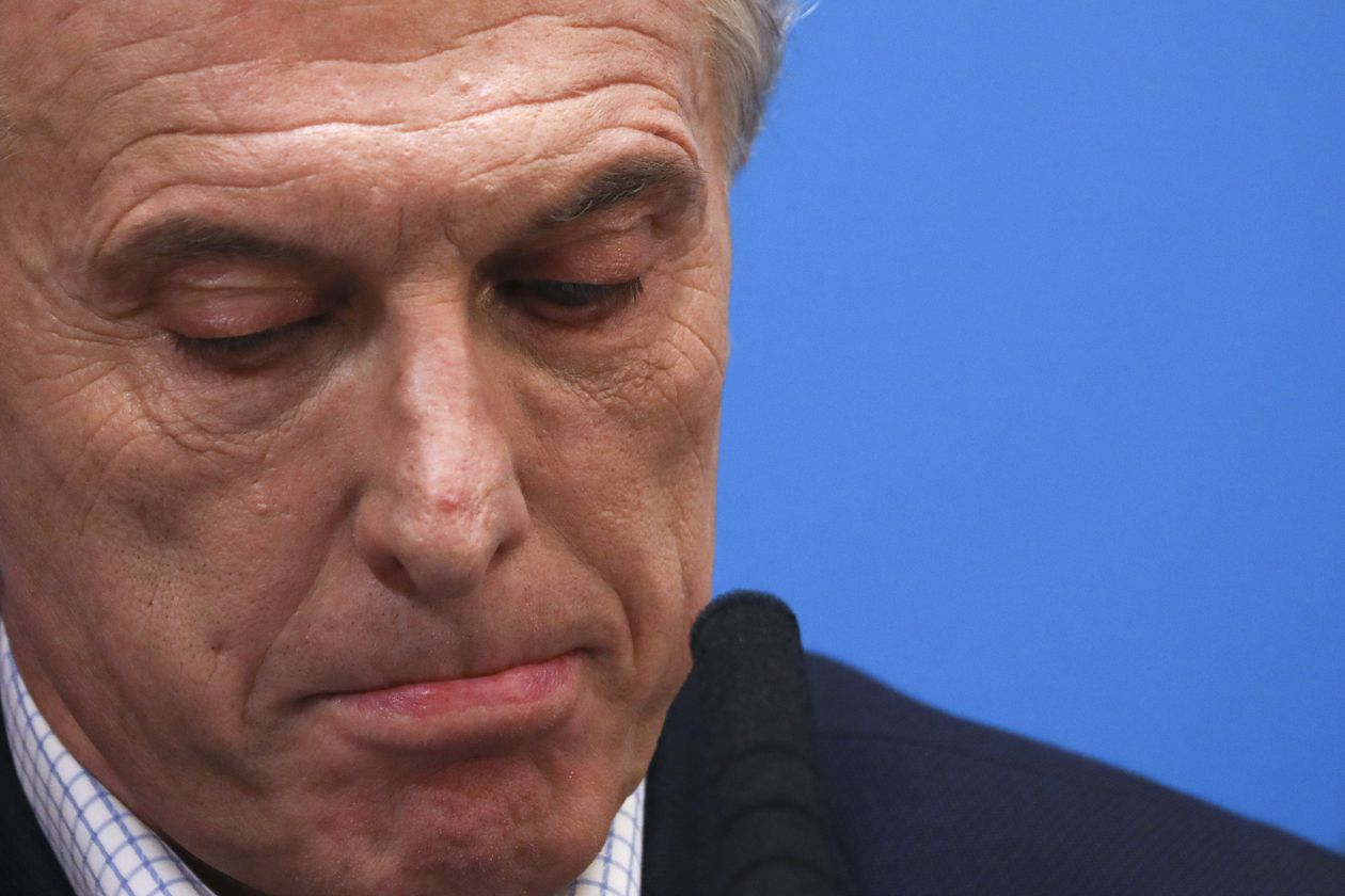 Argentina: Former president Macri had sent weapons to Bolivia