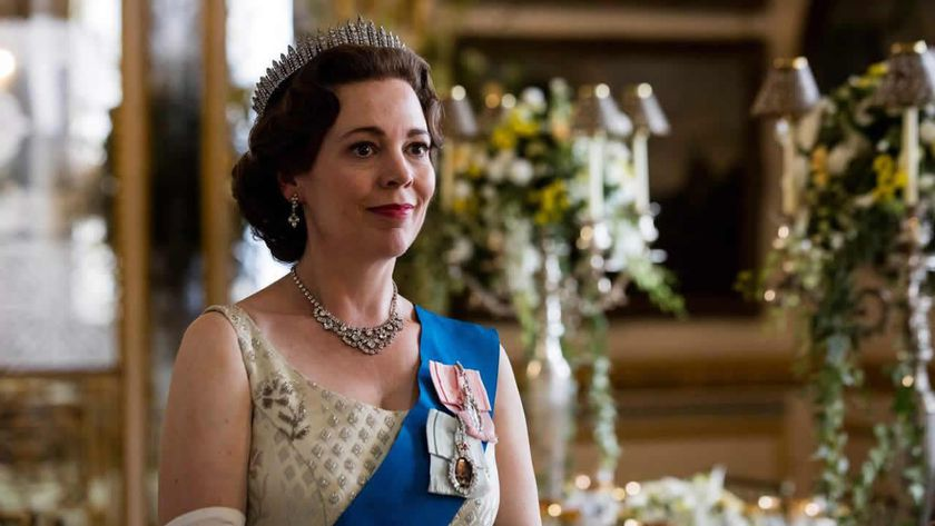 "Olivia Colman en ""The Crown"""