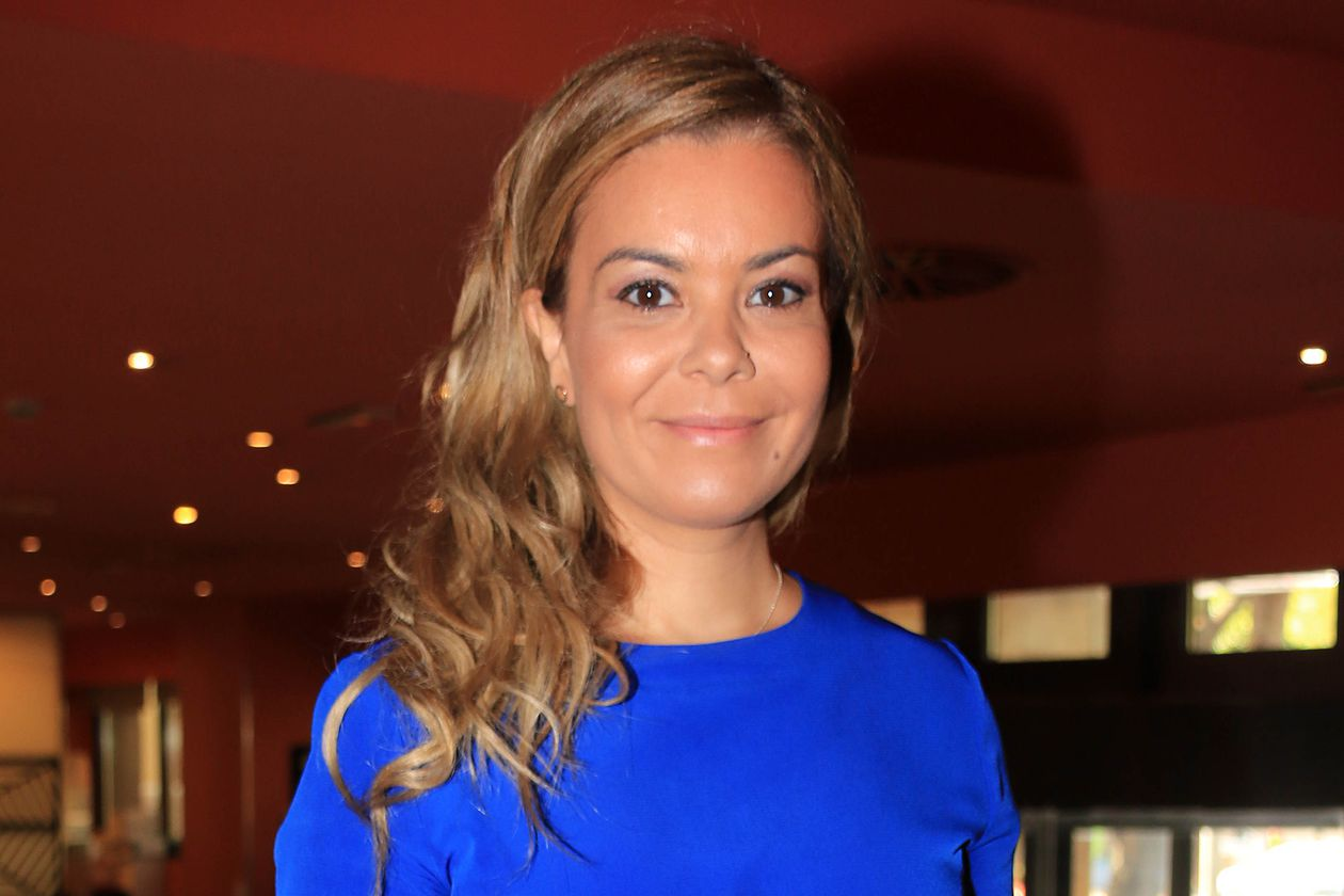 María José Campanario, accused of buying the silence of Bryan, the ex of her daughter Juls