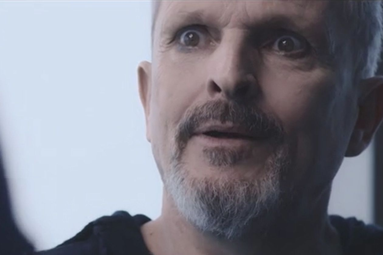 Miguel Bosé will have a series based on his life