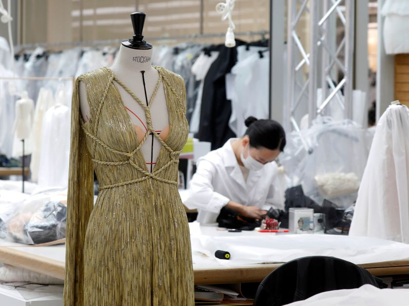 Paris Haute Couture week goes online after the coronavirus outbreak