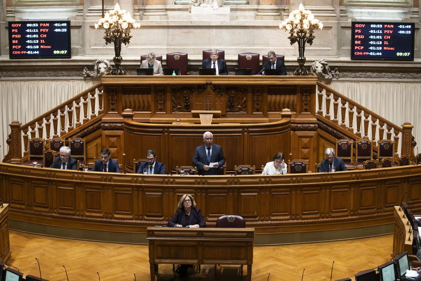 Portuguese parliament debates approval of state of emergency declaration amid coronavirus crisis