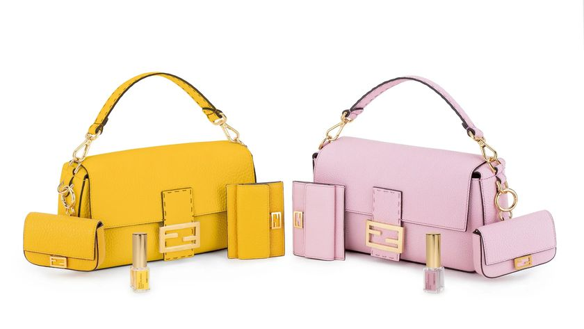 Fendi Frenesia Pink and Yellow Scented Baguette