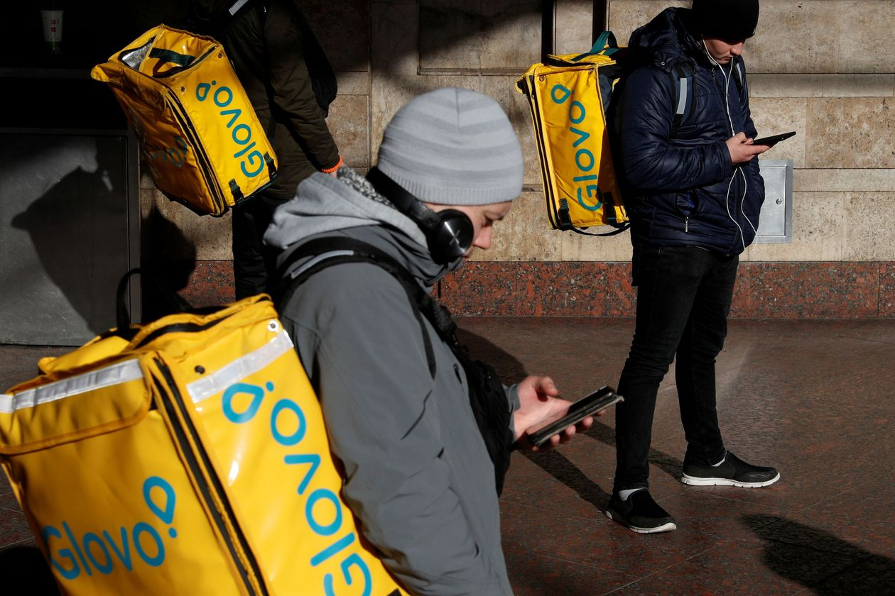 Glovo is hacked and hackers sell the data of Spanish delivery people and customers