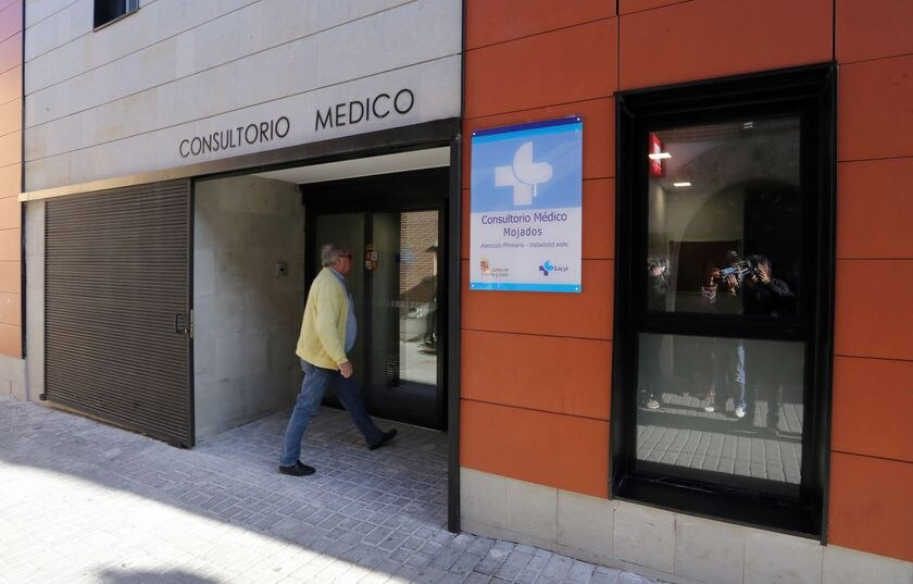 Consultorio local en Mojados (Valladolid)