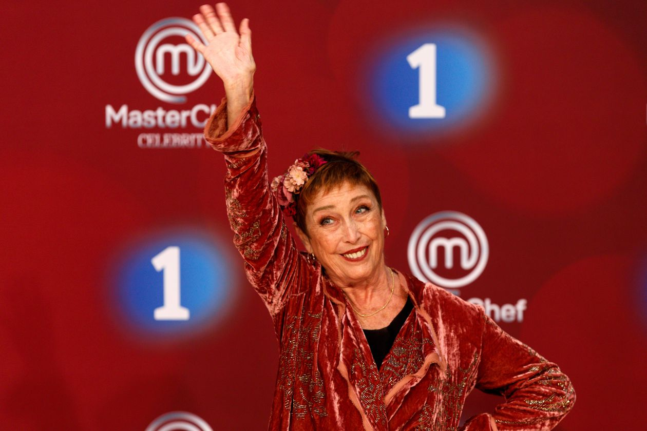 Verónica Forqué, the most chaotic and despotic captain of MasterChef Celebrity