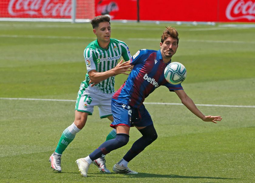 UD Levante vs. Real Betis