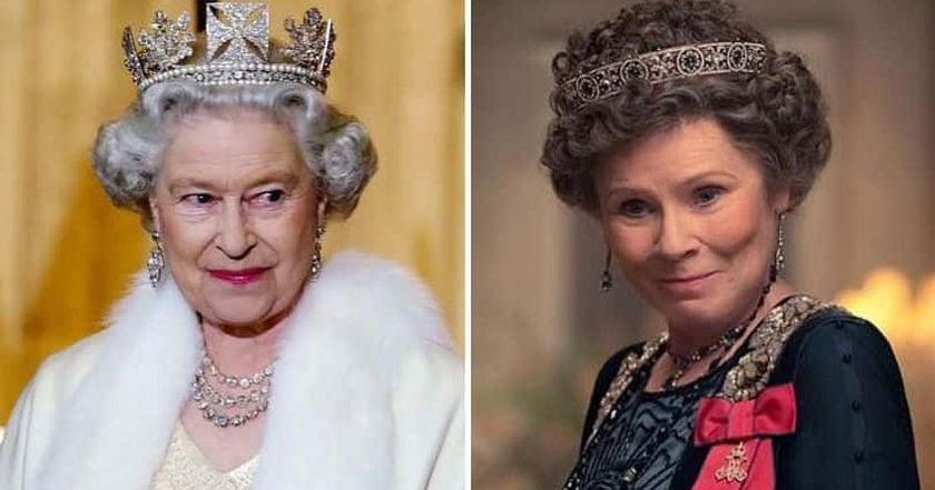 "Imelda Staunton interpretará a la reina Isabel II en la quinta temporada de ""The Crown"""