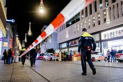 Three injured in a stabbing in The Hague