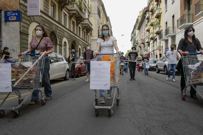 Italy in phase two to lift coronavirus emergency restrictions