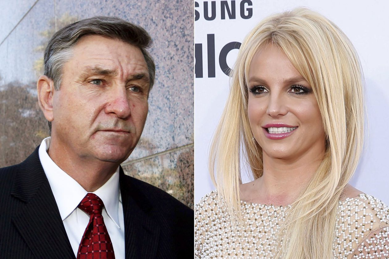 Britney Spears LOSES the battle against her father