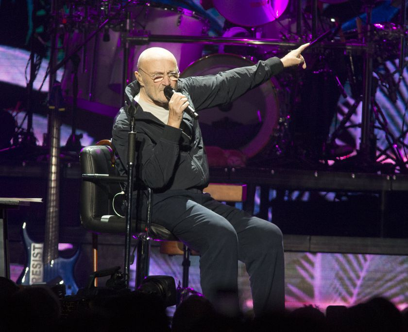 Phil Collins (Photo by Owen Sweeney/Invision/AP, File)