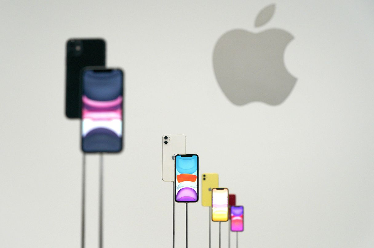 The resurrection of the iPhone leads Apple to record revenue
