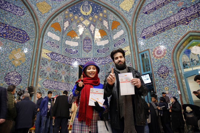 Parliamentary elections in Iran