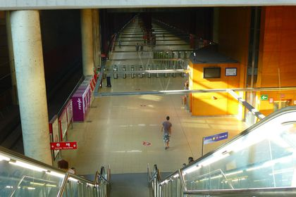 Estación de Getafe Central